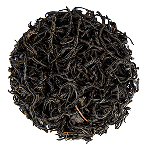 Pile of Formosa Red Tea Leaves - 18 Ruby Taiwanese Black Tea